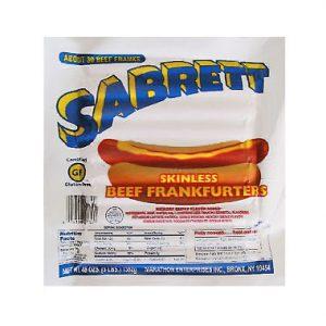 Sabrett-Skinless